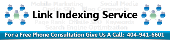 SEO Link Indexing Service